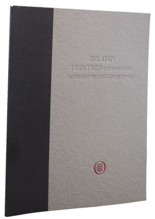 INLAND PRINTERS. Paul F. Gehl, Introduction