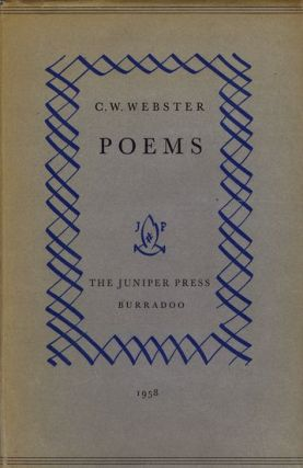 POEMS. C. W. Webster