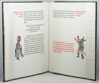 AN ORIGINAL LEAF FROM THE FIRST EDITION OF ALEXANDER BARCLAY'S ENGLISH TRANSLATION OF SEBASTIAN...