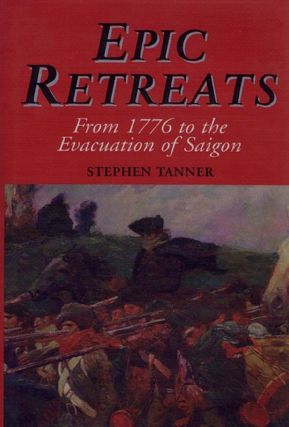 EPIC RETREATS. Stephen Tanner.