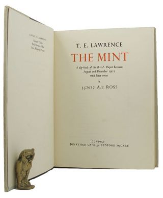 THE MINT. T. E. Lawrence