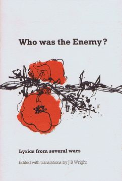 WHO WAS THE ENEMY? J. B. Wright.