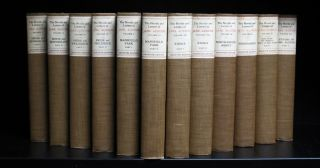 THE NOVELS AND LETTERS OF JANE AUSTEN.