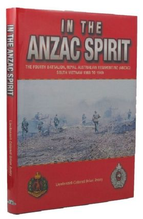 IN THE ANZAC SPIRIT. Brian Avery