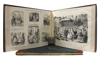 PICTURES OF LIFE AND CHARACTER. Punch, John Leech
