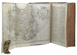 THE GENERAL GAZETTEER: Or, Compendious Geographical Dictionary. R. Brookes