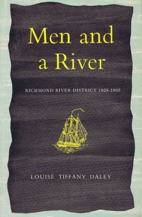 MEN AND A RIVER. Louise Tiffany Daley