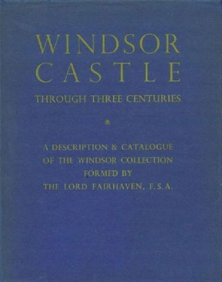 WINDSOR CASTLE. Cyril G. E. Bunt.