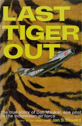 LAST TIGER. Jan S. Doward