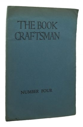 THE BOOK CRAFTSMAN, Number Four.