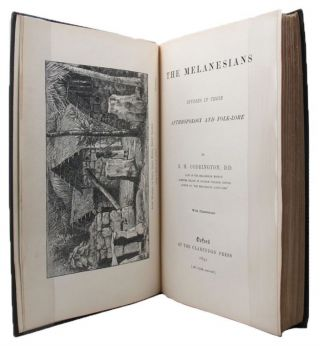 THE MELANESIANS. R. H. Codrington