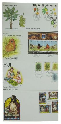 FIJI OFFICIAL FIRST DAY COVERS. Fiji First Day Covers