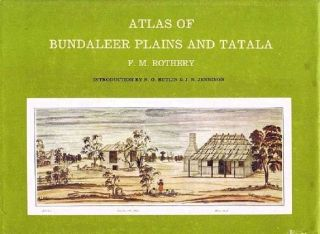 ATLAS OF BUNDALEER PLAINS AND TATALA. F. M. Rothery