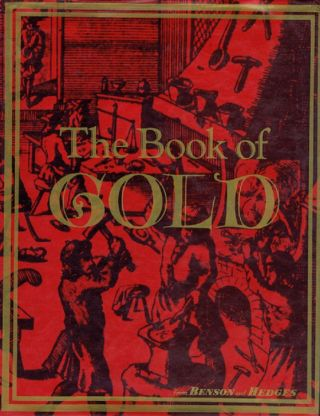 THE BOOK OF GOLD. Kenneth Blakemore.
