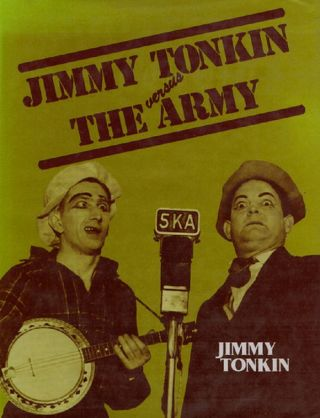 JIMMY TONKIN VERSUS THE ARMY. Jimmy Tonkin
