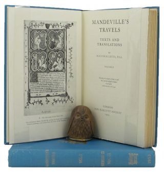 MANDEVILLE'S TRAVELS. Sir John Mandeville