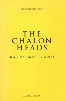 THE CHALON HEADS. Barry Maitland.