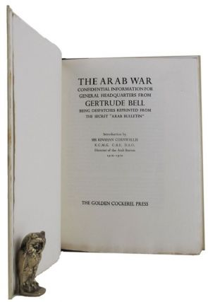 THE ARAB WAR. Gertrude Bell