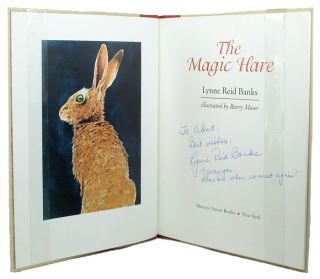 THE MAGIC HARE. Lynne Reid Banks
