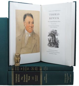 THOMAS BEWICK. THE COMPLETE ILLUSTRATIVE WORK. Thomas Bewick, Nigel Tattersfield.