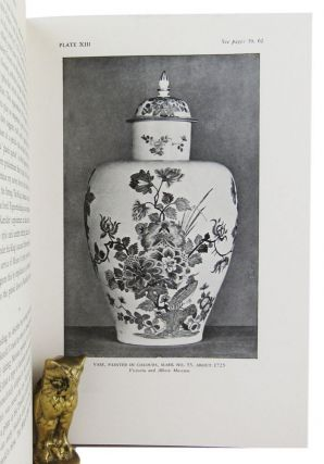 DRESDEN CHINA. W. B. Honey