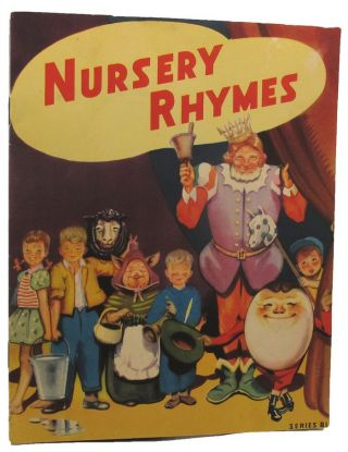 NURSERY RHYMES. Victor Bourlin