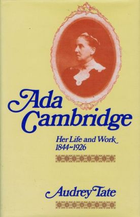 ADA CAMBRIDGE. Ada Cambridge, Audrey Tate