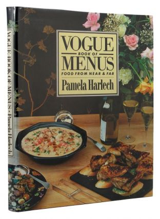 VOGUE BOOK OF MENUS. Pamela Harlech