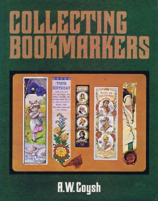 COLLECTING BOOKMARKERS. A. W. Coysh