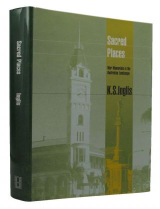 SACRED PLACES. Jan Brazier, K. S. Inglis