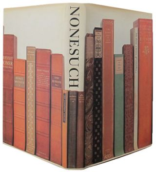 A HISTORY OF THE NONESUCH PRESS. The Nonesuch Press, John Dreyfus