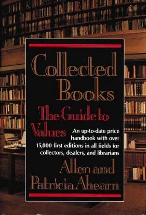 COLLECTED BOOKS. Allen Ahearn, Patricia.