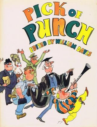 PICK OF PUNCH [1971]. Punch.