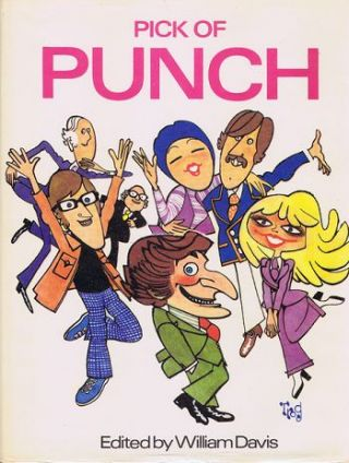 PICK OF PUNCH [1972]. Punch.