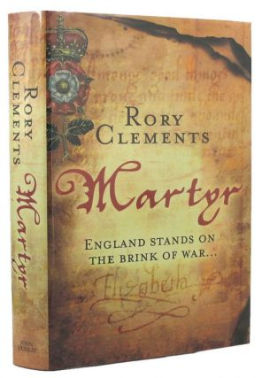 MARTYR. Rory Clements