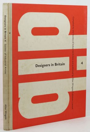 DESIGNERS IN BRITAIN. Society of Industrial Artists, Compiler