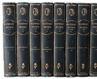 WAVERLEY NOVELS. Sir Walter Scott.