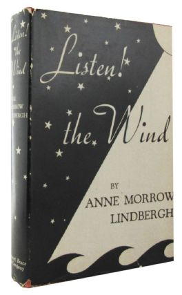 LISTEN! THE WIND. Anne Morrow Lindbergh