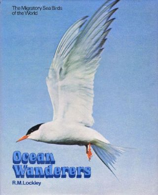OCEAN WANDERERS. R. M. Lockley