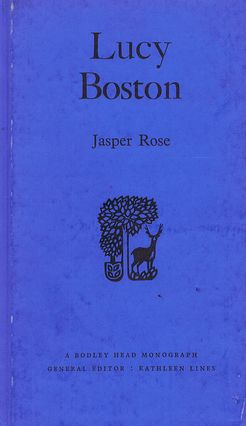 LUCY BOSTON. Lucy Boston, Jasper Rose