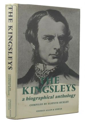 THE KINGSLEYS. Charles Kingsley, Henry and George.