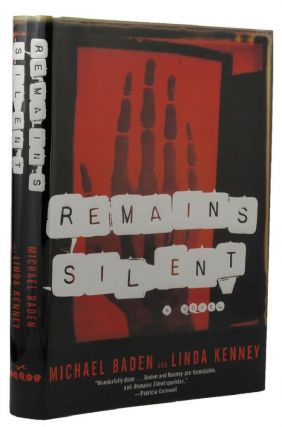 REMAINS SILENT. Michael Baden, Linda Kenney