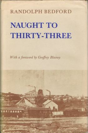 NAUGHT TO THIRTY-THREE. Randolph Bedford.