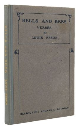 BELLS AND BEES. Louis Esson