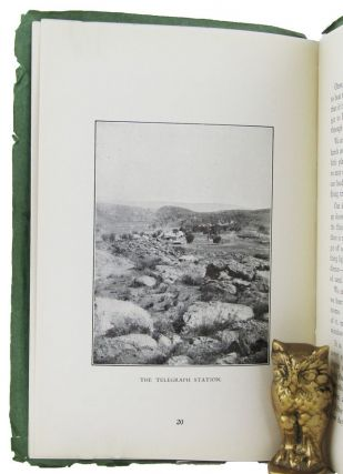 LIFE AND JOURNEYINGS IN CENTRAL AUSTRALIA. J. C. Finlayson