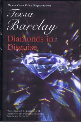 DIAMONDS IN DISGUISE. Tessa Barclay.
