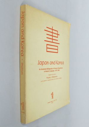 JAPAN AND KOREA. Frank J. Shulman