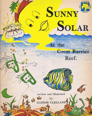 SUNNY SOLAR AT THE GREAT BARRIER REEF. Glenise Clelland