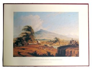 THOMAS BAINES: THE FRONTIER WARS 1851-1853. Thomas Baines, Dr. Frank R. Bradlow, Artist