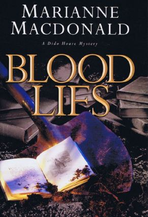 BLOOD LIES. Marianne Macdonald
